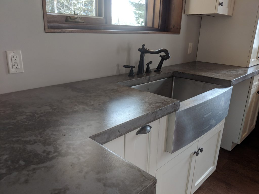 Concrete Countertops • Contemporary Concrete Design
