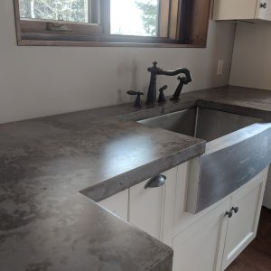 Charcoal Kitchen Countertops