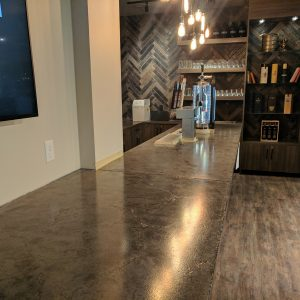 Tap and Bar Countertop