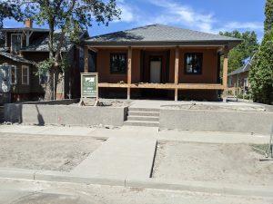 Concrete Curb Retaining Wall 16