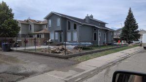 Concrete Curb Retaining Wall 6