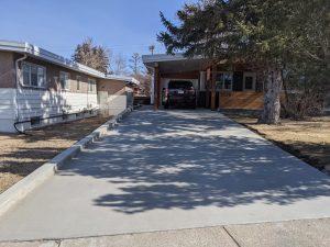 Concrete Driveway 8