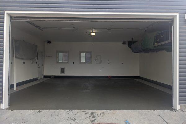 Concrete Garage Floor 6