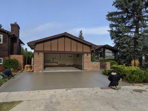 Concrete Garage Floor 7