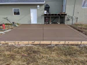 Concrete Patio 13