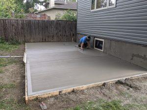 Concrete Patio 14