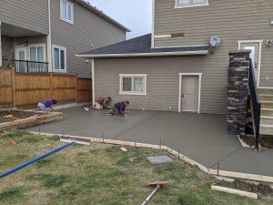 Concrete Patio 15