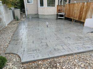 Concrete Patio 4