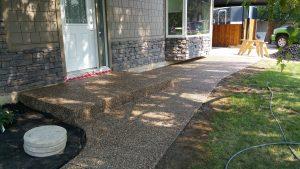 Concrete Sidewalk 1