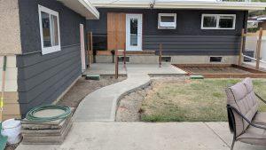 Concrete Sidewalk 11