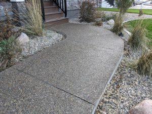 Concrete Sidewalk 17