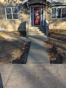 Concrete Sidewalk 19