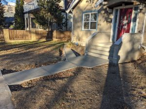Concrete Sidewalk 20