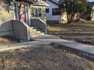 Concrete Sidewalk 21