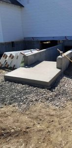 Concrete Sidewalk 26