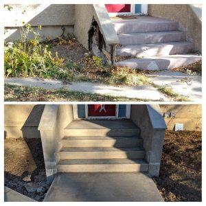 Concrete Sidewalk 4