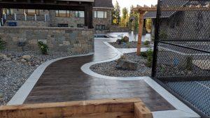 Concrete Sidewalk 8