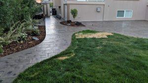 Concrete Sidewalk 9