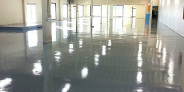 Concrete overlay and seal